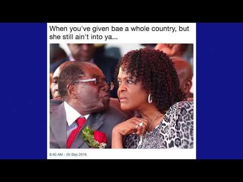 Mugabe Memes in Zimbabwe