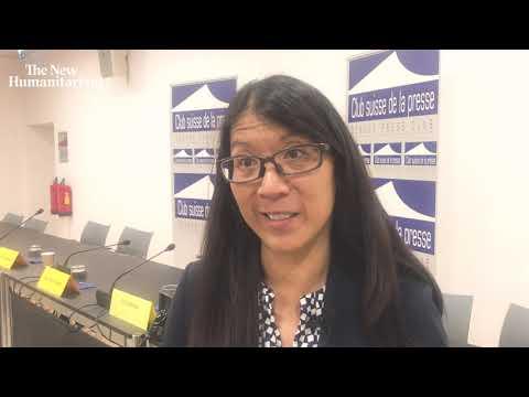 Joanne Liu, MSF