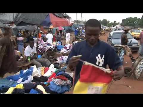 Forced to Flee - Liberia's Child Soldiers