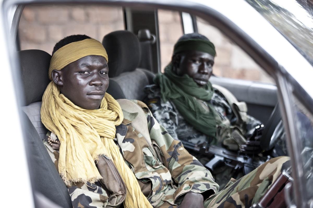 Seleka rebels