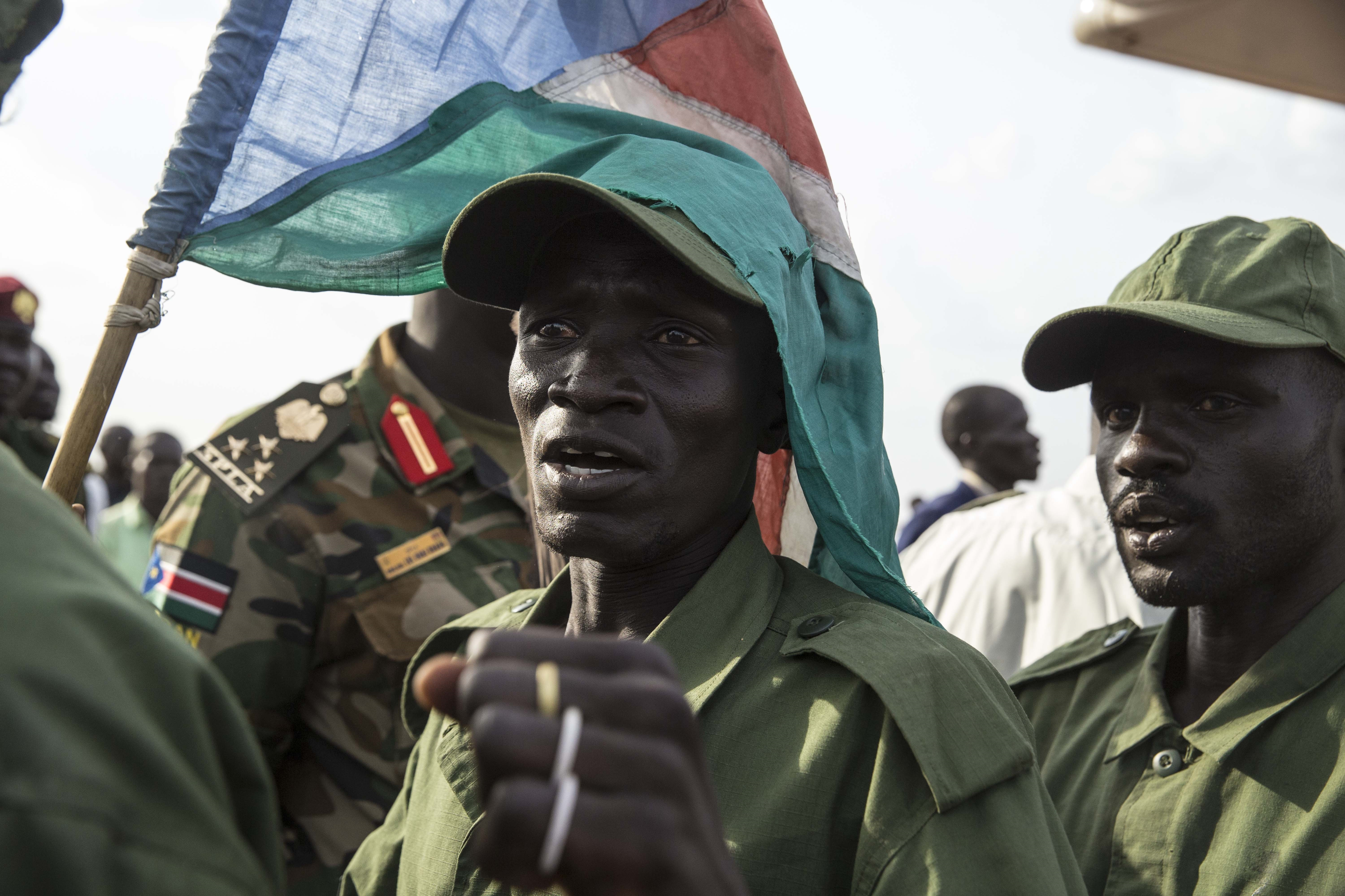 SPLA-IO troops return to Juba