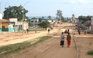 [DRC] The town of Bunia, Ituri District, Oriental Province, DRC