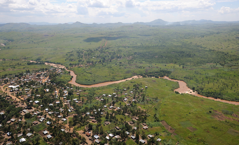 Bunia in the Ituri region of Orientale Province