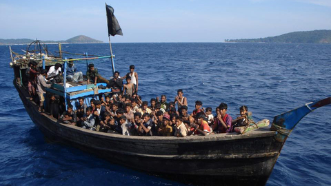 Thousands of Rohingya asylum seekers attempting to reach Malaysia have ended up in the hands of traffickers.