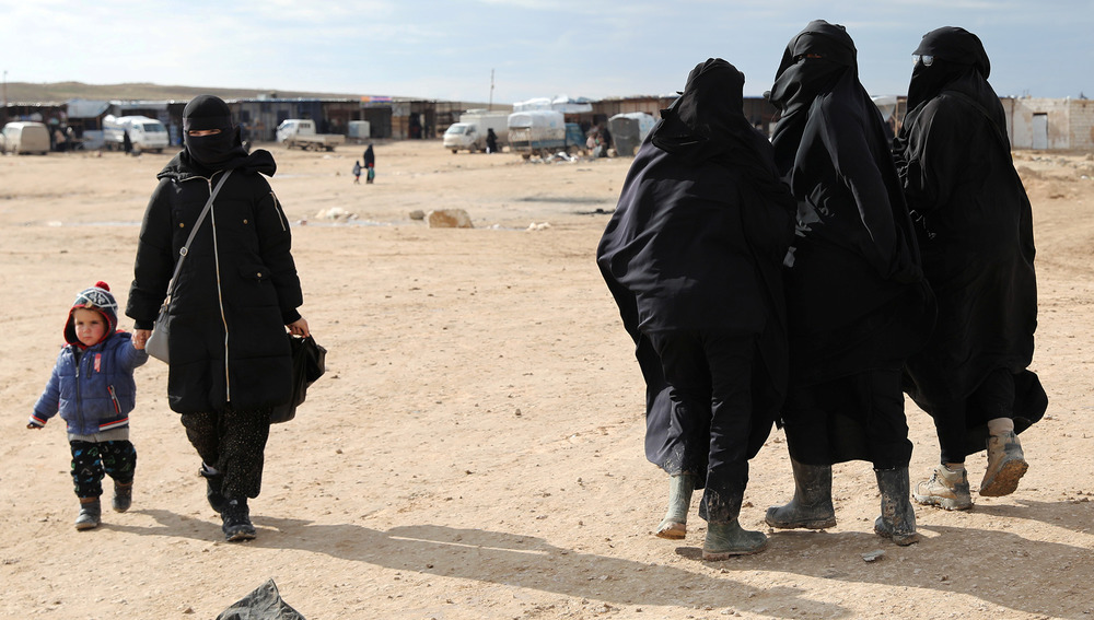 The New Humanitarian | Syrian al-Hol returnees face difficult homecomings