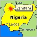 Country Map - Nigeria (Zamfara)
