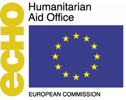 ECHO - Humanitarian Aid Office of the European Commission - logo.