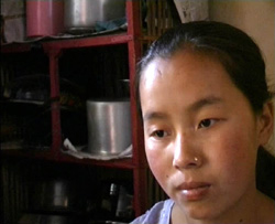 [Nepal] Samjhana Lama, the young girl who died from heart disease due to 