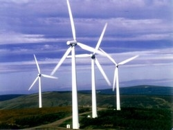 [Syria] Wind turbines are an alternative for eletrictity production in Syria.