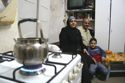 [oPt] Because Israel's wall cut them off from their livelihoods, the Shehada family have moved to Jerusalem's Old City. [Date picture taken: 11/06/2006]