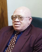 [Zimbabwe] John Makumbe, founder of the Zimbabwe Albino Association.