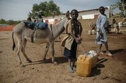 [Chad] Many people in Chad, the world's fifth poorest country, are too busy with their own daily survival to worry about much else. [January 2006]
