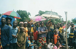 [Congo] Populations of Lekety, north of Congo, are not informed on HIV/AIDS. [April 2006]