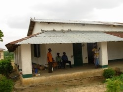 [Congo] Mindouli hospital, province of Pool, south of Congo. [Date picture taken: May 2006]
