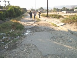 [Zambia] Copperbelt Infrastructure. [Date picture taken: 07/09/2006]