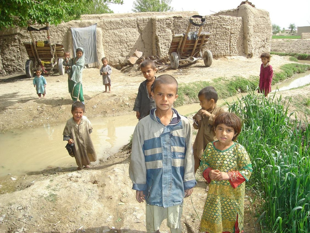 Schools are shut for boys in girls in Musa Qala.