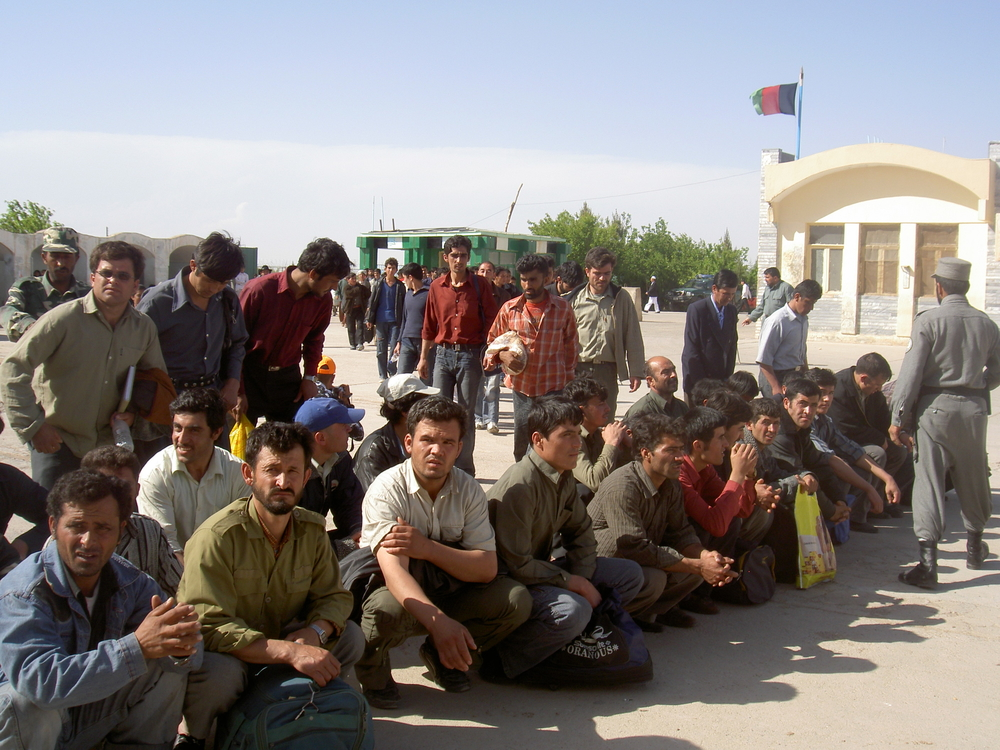 More than 200,000 Afghans have been deported from Iran since April, according to Afghan officials.
