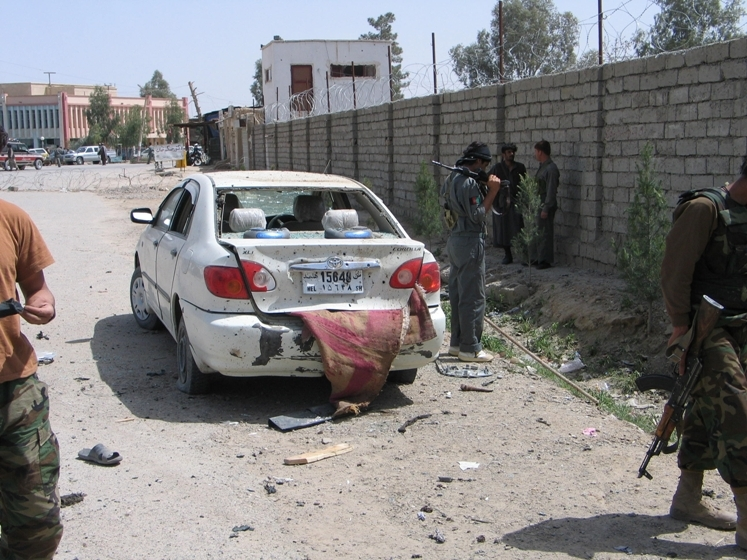 The ICRC says violence has spread to large swathes of Afghanistan and has increased the humanitarian needs of civilians.