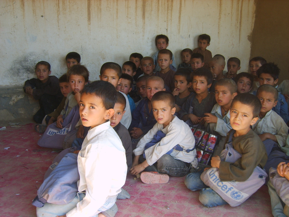 While over six million students go to 9,500 schools in Afghanistan, their safety remains a concern.
