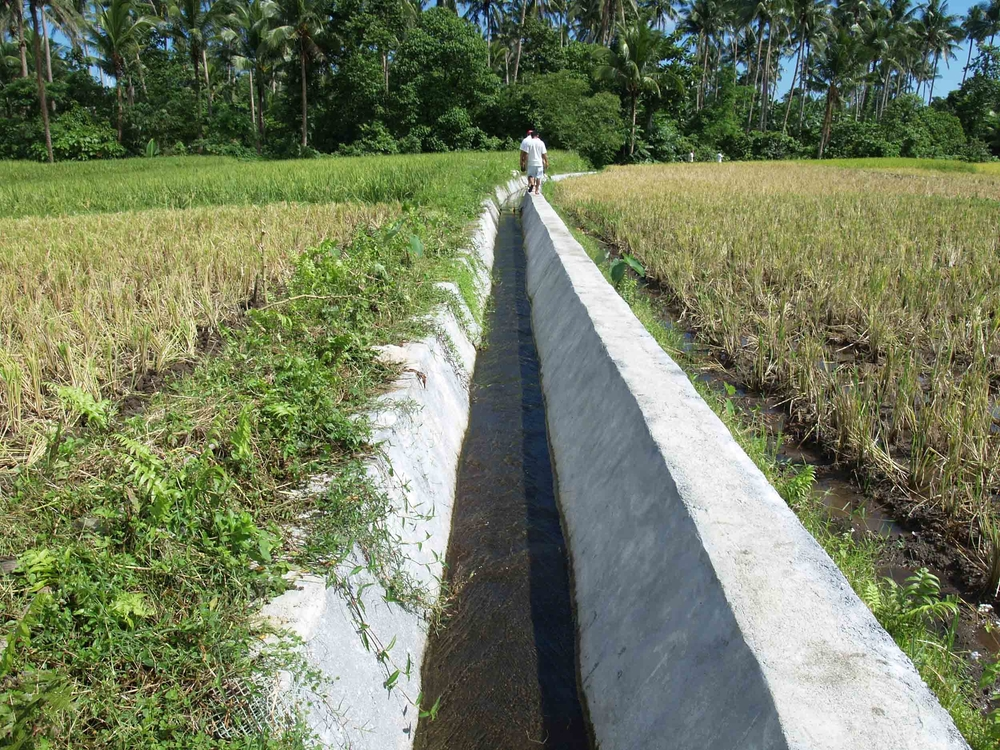 A 2007 drought left parts of the Philippines short of water for both domestic consumption and farm irrigation, but rainfall over the past few months has provided a sufficient supply.