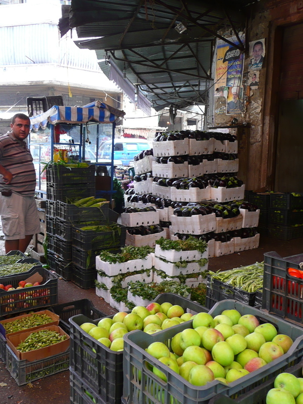 Food prices have risen by at least 40 percent in Lebanon over the past year.