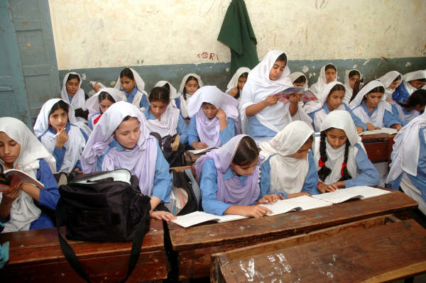 An estimated 40,000 girls could be kept out of school