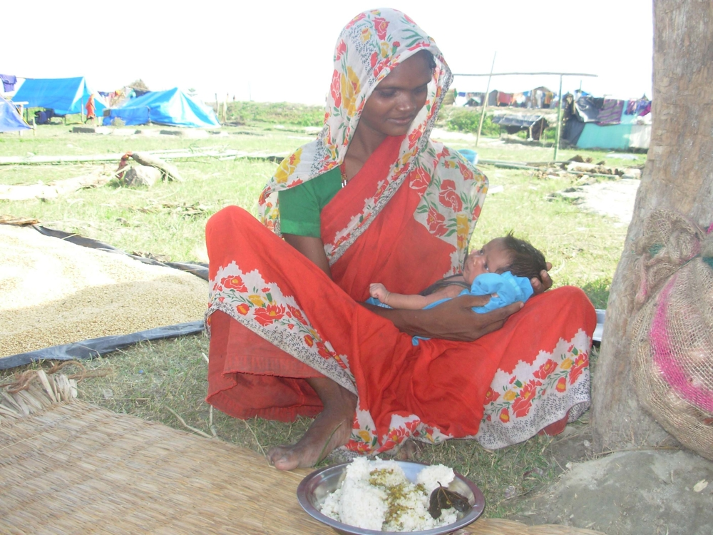 Maternal mortality is still very high in Nepal. Thousands of women die annually due to complications during child birth