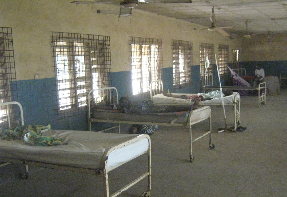 Patients at Yola hospital in Adamawa state are at the mercy of a health-workers strike, ongoing since 25 June 2009