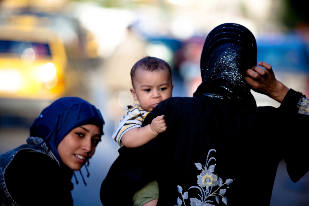 In October, UNHCR said that since 2007 the agency had recommended the resettlement of 82,500 Iraqi refugees from the Middle East to third countries, mainly Western