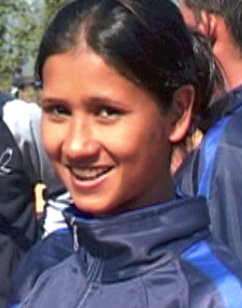 Shanta Karki was barely 13 years old when she joined the People's Liberation Army (PLA)