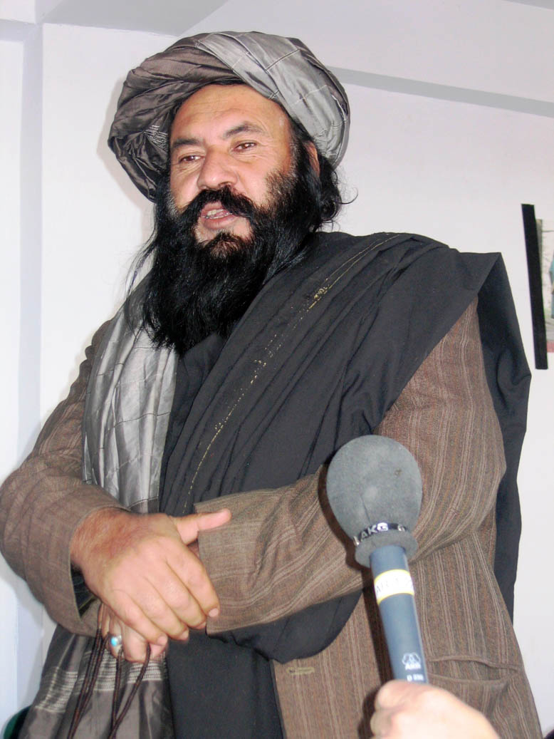 Mullah Abdul Salaam was a Taliban commander before he joined the government in 2007