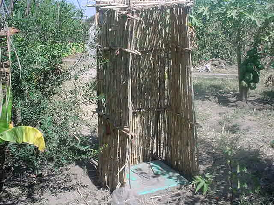 The Arborloo latrine
