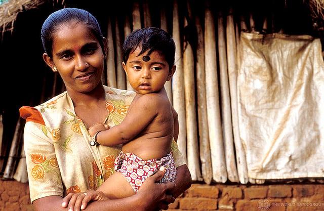 sri lankan women