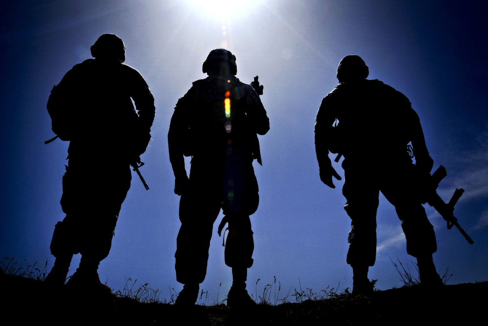 US Soldiers in Afghanistan. For generic use