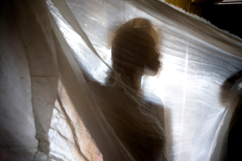A sex worker in Kenya. For generic use, PlusNews