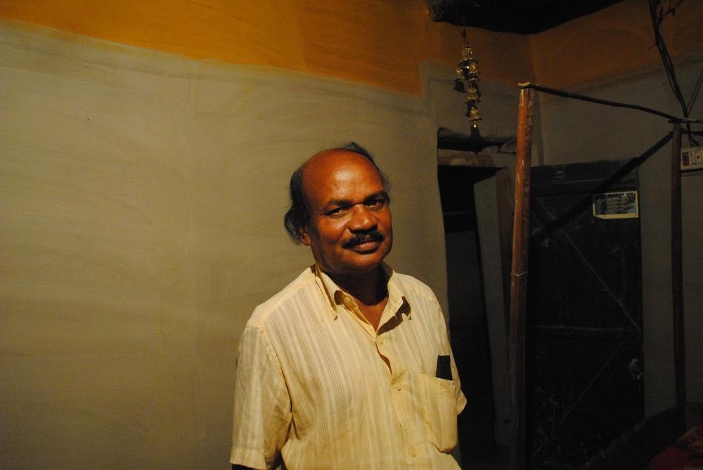 Ganesh Shoren, a Santal activist in northern Bangladesh, says landgrabbing is an ongoing problem