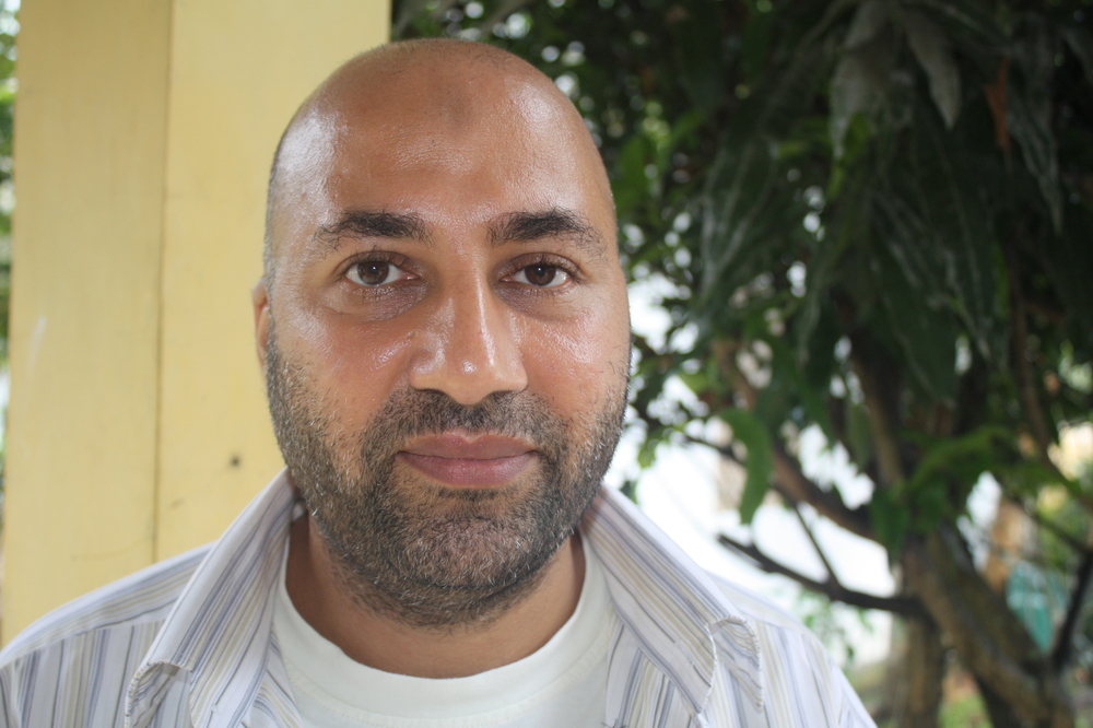 Egyptian asylum Sayed Ahmad Abdellatif, 41, has lived in Indonesia since August 2010. The father-of-six will now pay close to US$17,000 to smugglers to take his family to Australia by boat after requests for refugee status have gone unanswered. Hundreds o