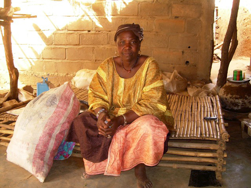 Mariam Cissoko is the President of the Women's secton of the Association of Professional Peasant Farmers in Kayes, westrn Senegal. She says 2012 is markedly worse than other years, due to increasingly chronic drought