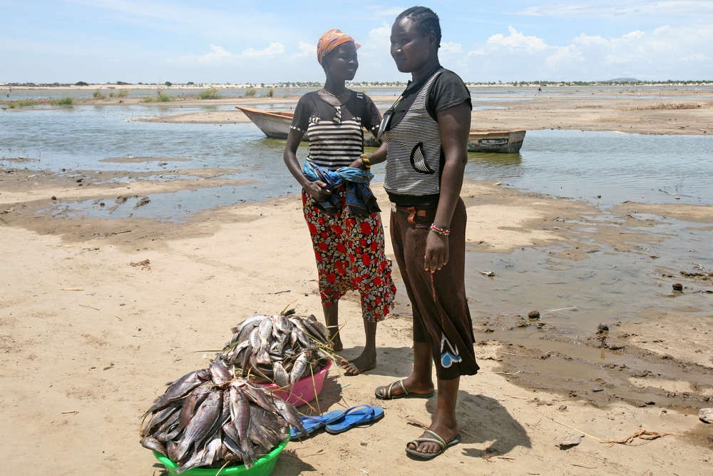 The remote location of Lake Turkana away from the main fish markets (especially Nairobi) makes fishing a less than lucrative activity for  the fishing community