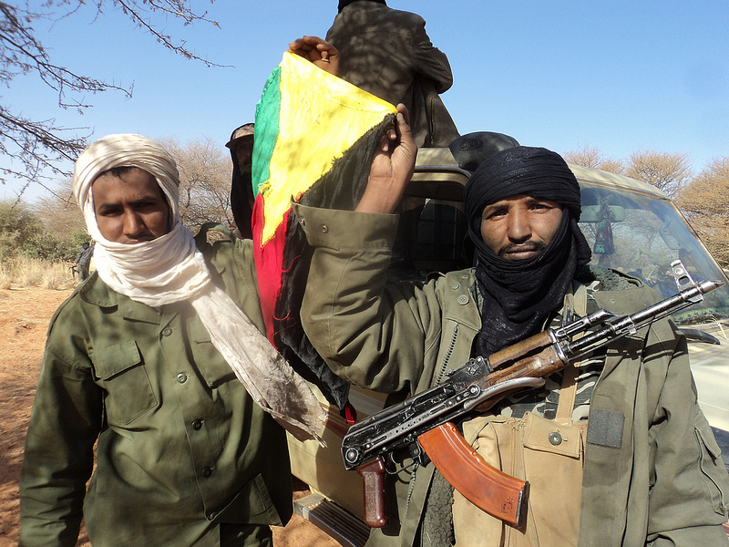 Mali Islamist rebels occupying swathes of northern Mali