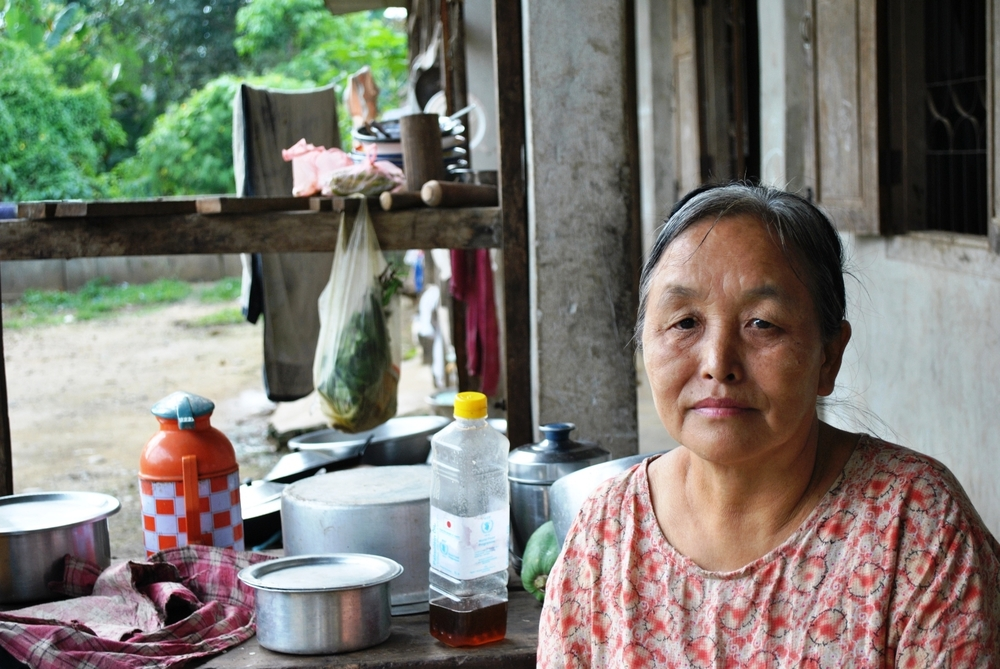 With no letup in the fighting, Kachin IDP Ja Taung, 62, wonders whether peace will ever return. According to the UN, some 75,000 people remain displaced in Myanmar's northern Kachin State, more than 16 months after a 17-year-old ceasefire collapsed
