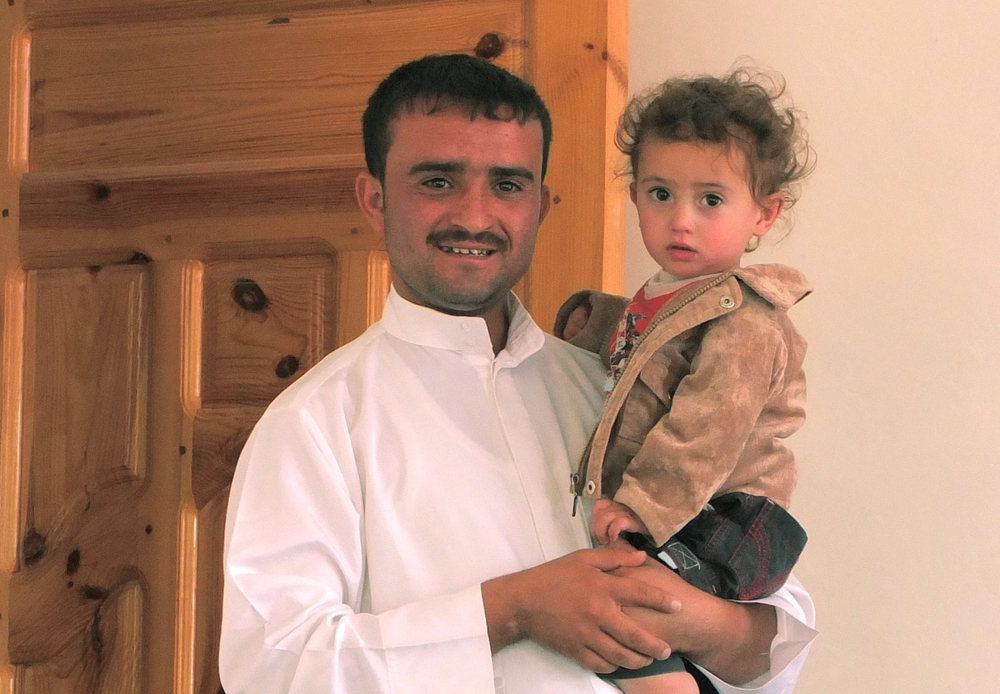 Ali Abdullah al-Moudai - Community liaison officer, Yemen
