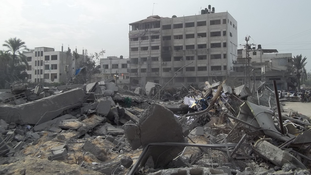 Gaza after the bombing