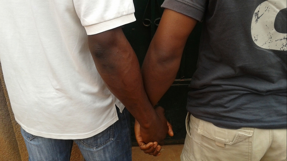 Cameroon is one of the countries in the world to actually enforce laws against homosexuality, which is punishable by up to five years in jail as well as fines