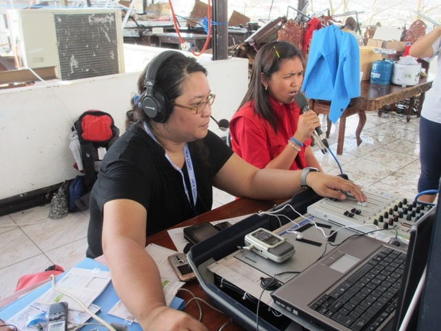 First Response Radio launched its emergency radio station less than a week after Typhoon Haiyan struck the central Philippines on 8 November 2013