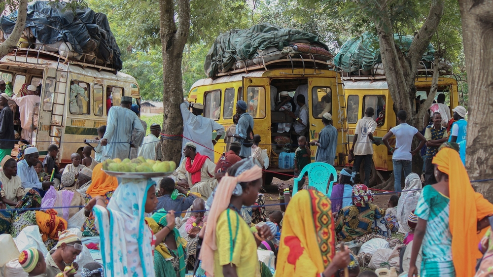 The UN Refugee Agency (UNHCR) launched operations in May 2014 to transfer thousands of Central African Republic refugees from border transit camps into sites set up within villages in eastern Cameroon