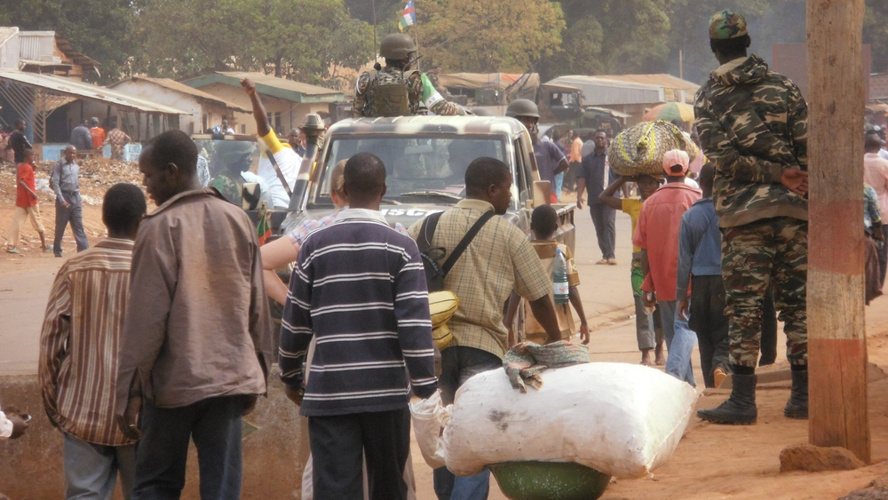 Authorities in eastern Cameroon are bolstering surveillance over security fears as some refugees and other migrants stream into towns. More than 80,000 refugees from neighbouring Central African Republic have sought safety in eastern Cameroon region