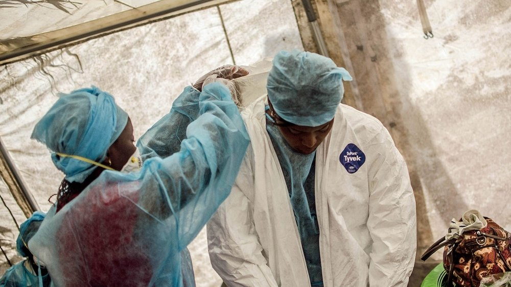Ebola has killed dozens of physicians across West Africa