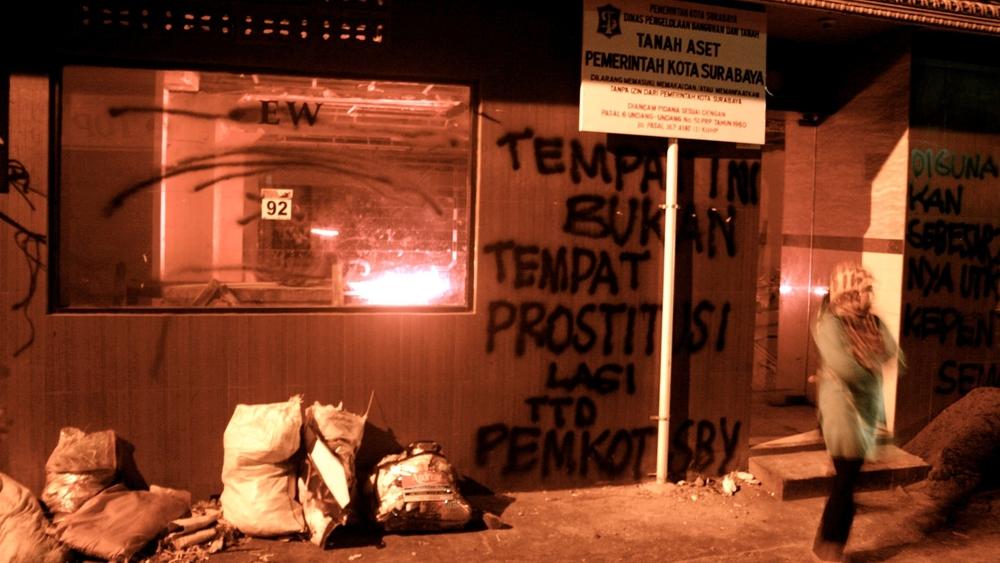 Whores in Surabaya