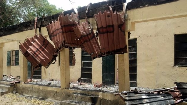 Countless schools have been destroyed by Boko Haram in northeastern Nigeria since 2009.
